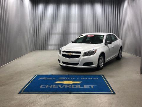 Pre-Owned 2013 Chevrolet Malibu 4dr Sdn LS w/1LS
