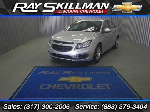 Pre-Owned 2016 Chevrolet Cruze 4dr Sdn Auto LT w/1LT