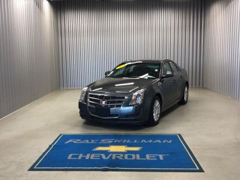 Pre-Owned 2011 Cadillac CTS 4dr Sdn 3.0L Luxury AWD