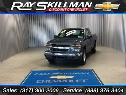 Pre-Owned 2007 Chevrolet Colorado 2WD Ext Cab 125.9 LT w/1LT