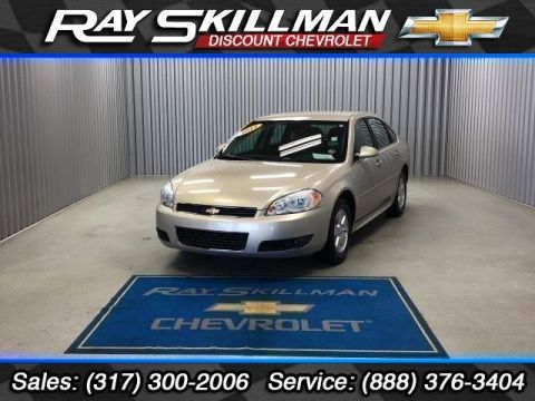Pre-Owned 2011 Chevrolet Impala 4dr Sdn LT