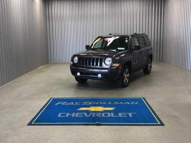 Pre-Owned 2016 Jeep Patriot 4WD 4dr High Altitude Edition