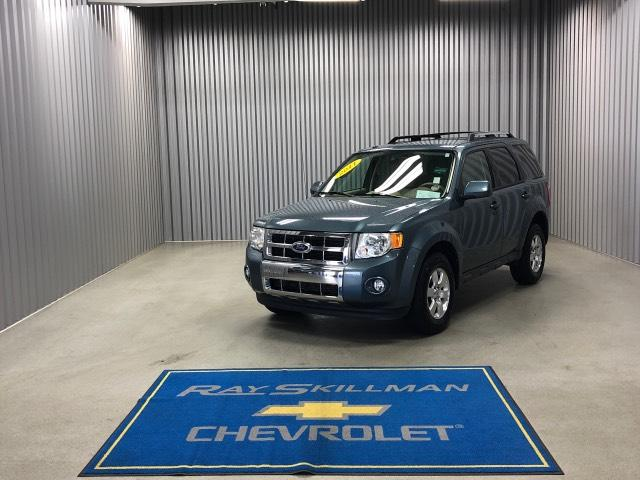 Pre-Owned 2011 Ford Escape FWD 4dr Limited