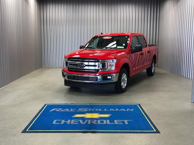 Pre-Owned 2019 Ford F-150 XLT 2WD SuperCrew 5.5' Box
