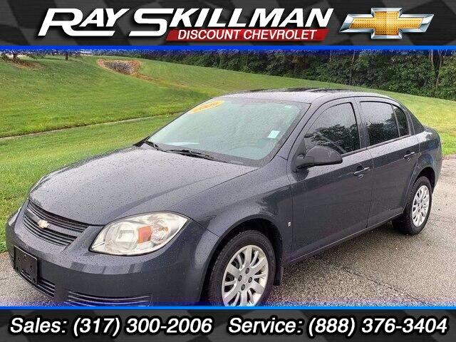 Pre-Owned 2009 Chevrolet Cobalt 4dr Sdn LS