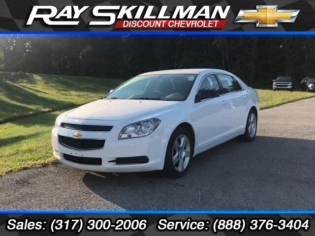 Pre-Owned 2010 Chevrolet Malibu 4dr Sdn LS w/1LS