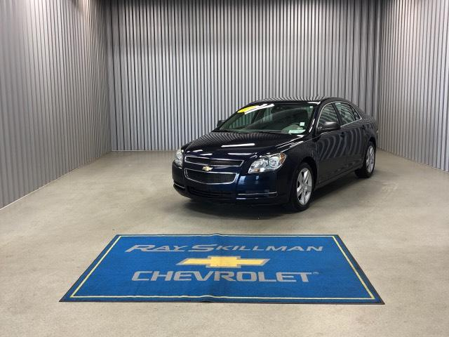 Pre-Owned 2009 Chevrolet Malibu 4dr Sdn LS w/1LS