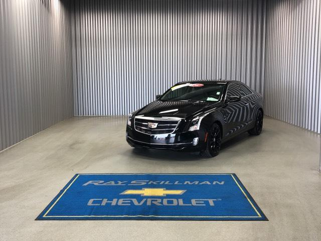 Pre-Owned 2016 Cadillac ATS 2dr Cpe 2.0L Luxury Collection RWD