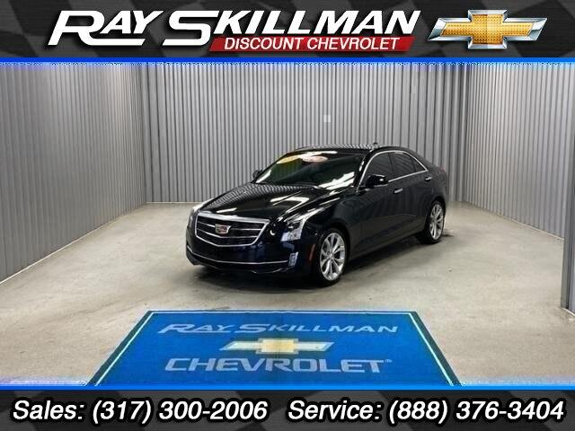 Pre-Owned 2015 Cadillac ATS 4dr Sdn 2.0L Performance AWD