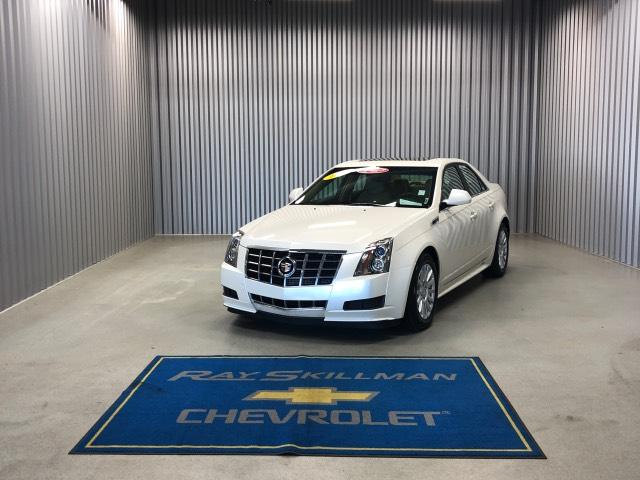 Pre-Owned 2012 Cadillac CTS 4dr Sdn 3.0L Luxury AWD