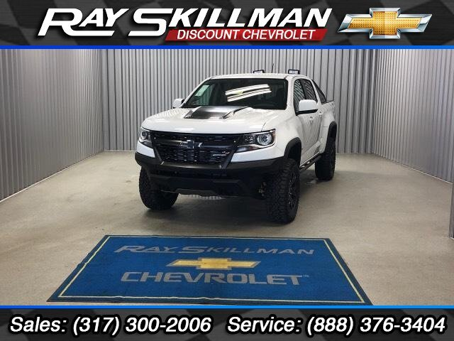 New 2019 Chevrolet Colorado 4WD ZR2