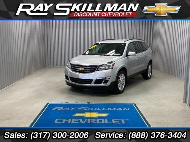 Pre-Owned 2015 Chevrolet Traverse FWD 4dr LT w/1LT