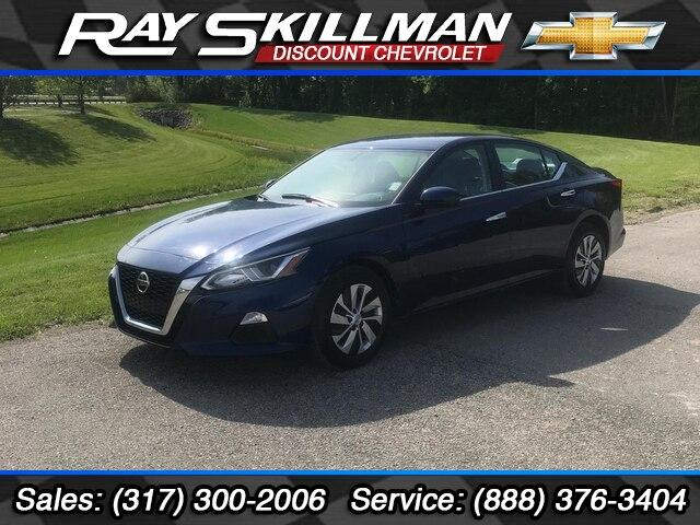 Pre-Owned 2020 Nissan Altima 2.5 S Sedan