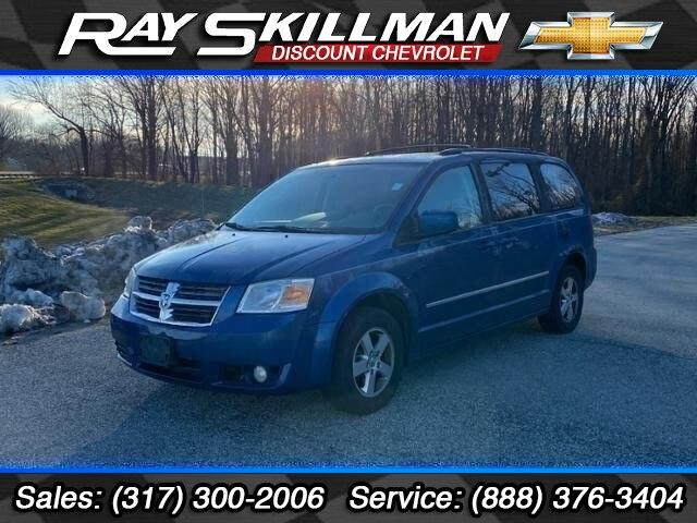 Pre-Owned 2010 Dodge Grand Caravan 4dr Wgn SXT
