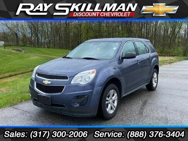 Pre-Owned 2013 Chevrolet Equinox FWD 4dr LS