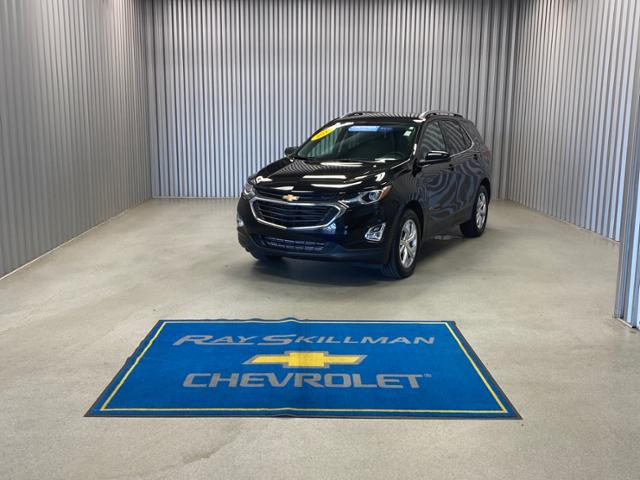 Pre-Owned 2019 Chevrolet Equinox AWD 4dr LT w/2LT