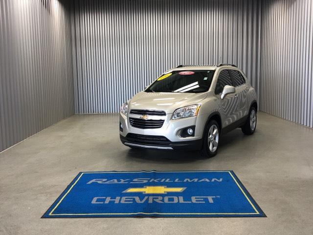 Pre-Owned 2016 Chevrolet Trax AWD 4dr LTZ