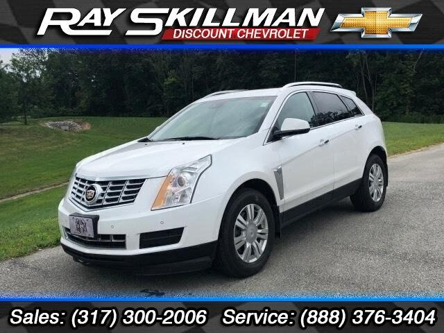 Pre-Owned 2015 Cadillac SRX AWD 4dr Luxury Collection