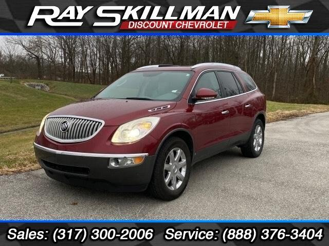 Pre-Owned 2009 Buick Enclave FWD 4dr CXL