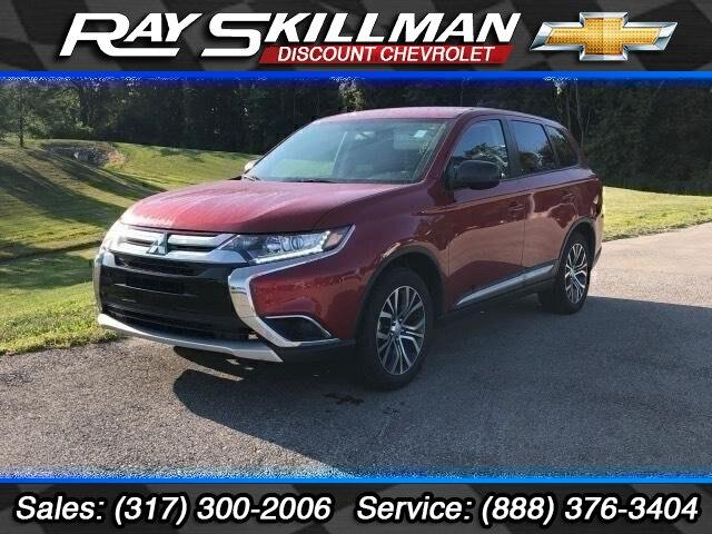 Pre-Owned 2018 Mitsubishi Outlander ES FWD