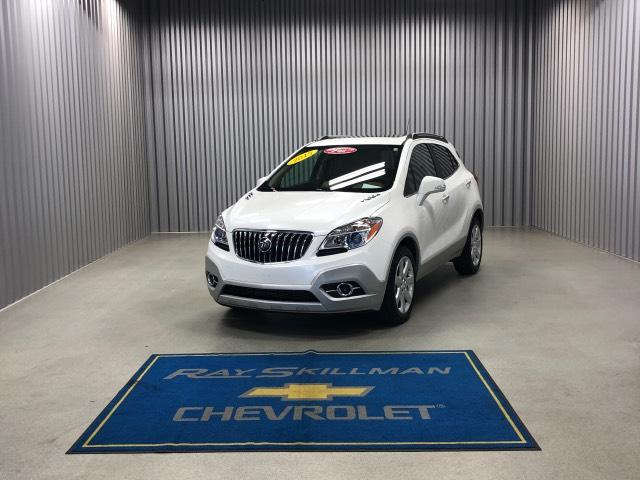 Pre-Owned 2015 Buick Encore FWD 4dr Leather
