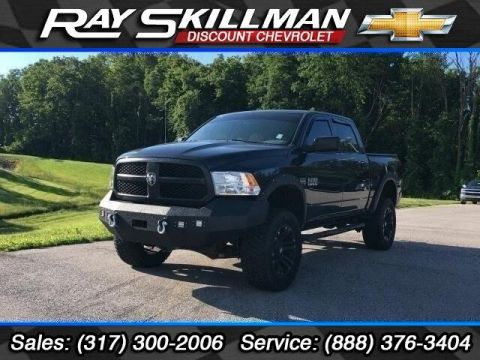 Pre-Owned 2013 Ram 1500 4WD Crew Cab 140.5 Tradesman