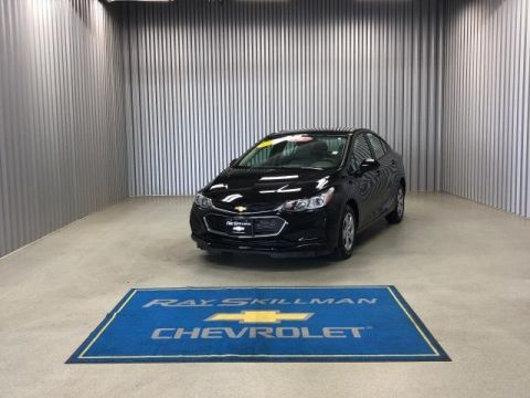 Pre-Owned 2018 Chevrolet Cruze 4dr Sdn 1.4L LS w/1SB
