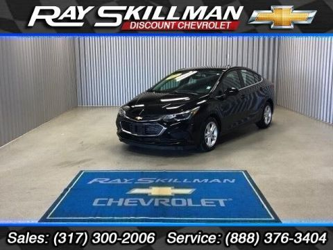 Pre-Owned 2016 Chevrolet Cruze 4dr Sdn Auto LT