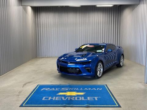 Pre-Owned 2017 Chevrolet Camaro 2dr Cpe 2SS