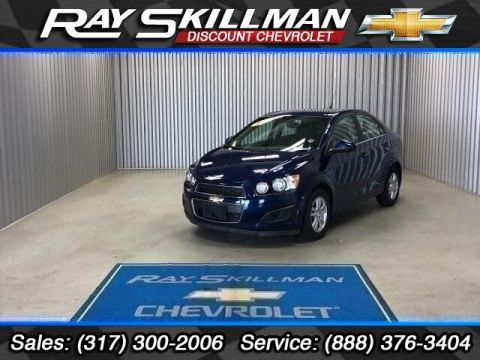Pre-Owned 2013 Chevrolet Sonic 4dr Sdn Auto LT