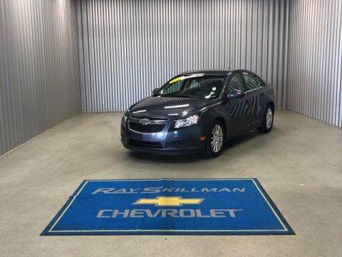 Pre-Owned 2014 Chevrolet Cruze 4dr Sdn Man ECO