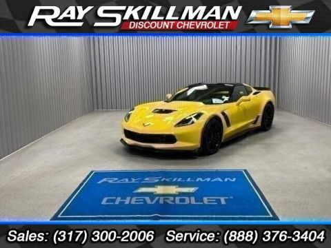 Pre-Owned 2016 Chevrolet Corvette 2dr Z06 Cpe w/3LZ
