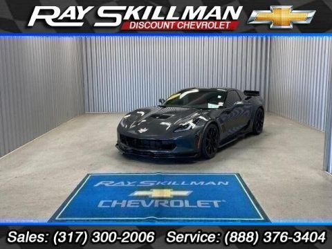 Pre-Owned 2017 Chevrolet Corvette 2dr Grand Sport Cpe w/1LT