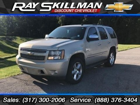 Pre-Owned 2007 Chevrolet Tahoe 4WD 4dr 1500 LTZ