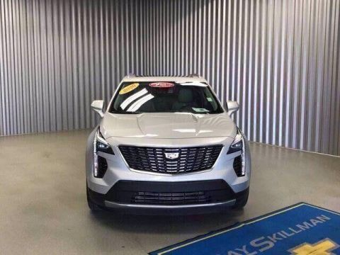 Pre-Owned 2020 Cadillac XT4 AWD 4dr Premium Luxury