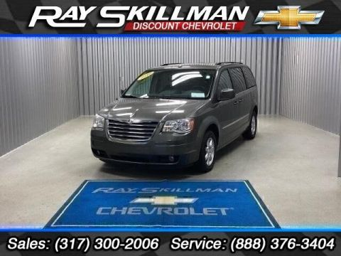Pre-Owned 2010 Chrysler Town & Country 4dr Wgn Touring Plus