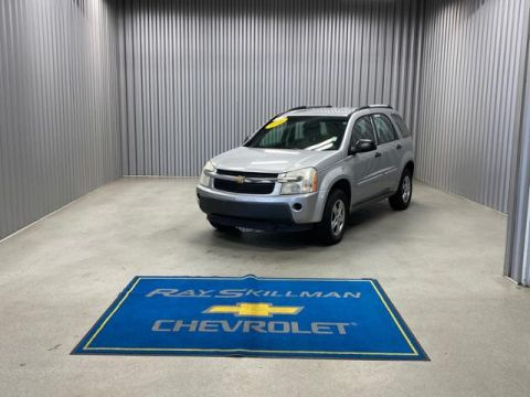 Pre-Owned 2006 Chevrolet Equinox 4dr AWD LS