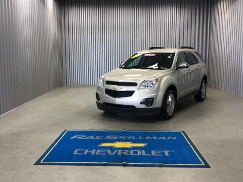 Pre-Owned 2015 Chevrolet Equinox FWD 4dr LT w/1LT