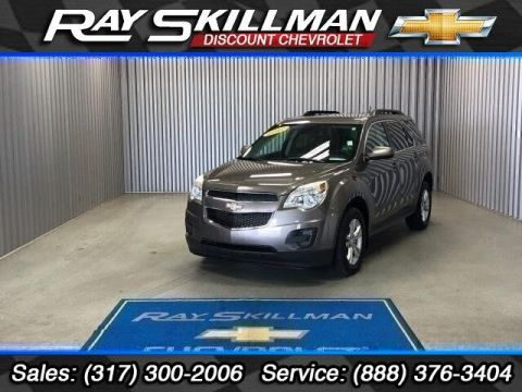 Pre-Owned 2012 Chevrolet Equinox AWD 4dr LT w/1LT