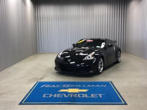 Pre-Owned 2012 Nissan 370Z 2dr Cpe Manual NISMO