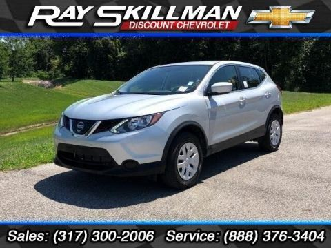 Pre-Owned 2019 Nissan Rogue Sport AWD SV