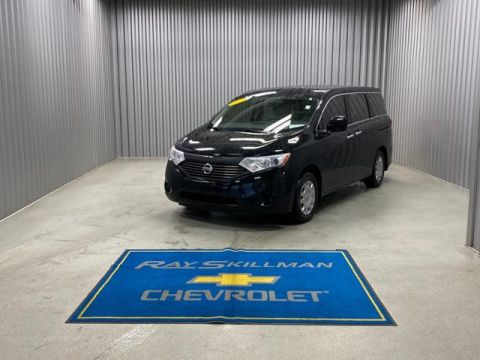 Pre-Owned 2015 Nissan Quest 4dr SV