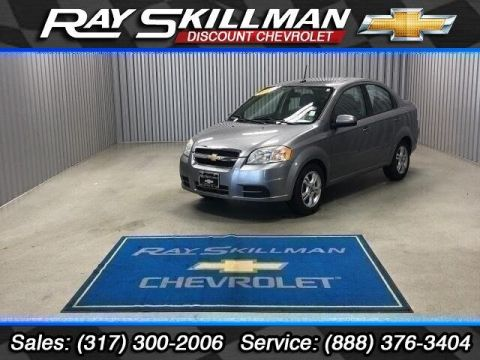 Pre-Owned 2010 Chevrolet Aveo 4dr Sdn LT w/1LT